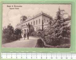 BAGNI Di MONTECATINI Kursaal Teatro _ PISTOIA Cartolina BN VG 1921 Rif.C0022 - Pistoia