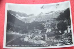 Torino Forno Alpi Graie Ponte Dello Stura NV - Autres Villes