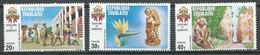 Togo YT N°715/717 Tourisme Et Armoiries Neuf ** - Togo (1960-...)