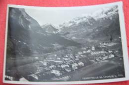 Torino Fenestrelle Da Levante 1952 - Autres Villes