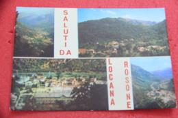 Torino Valle Dell' Orco Locana Rosone 1980 - Autres Villes