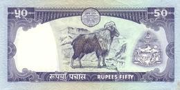 NEPAL P. 33b 50 R 1990 UNC - Népal