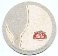 Lote 454, Colombia, Posavaso, Coaster, Stella Artois, Texto En Español - Beer Mats