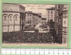 FIRENZE _ Cartolina BN VG 1903 Rif.C0028 - Firenze (Florence)
