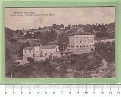 BAGNI Di CHIANCIANO Albergo Centrale _ SIENA Cartolina BN VG 1917 Rif.C0031 - Siena
