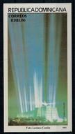 REPUBBLICA  DOMINICANA   FARO  A  COLON     1992        (SHEET    MNH** ) - Dominicaine (République)