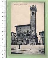 SCARPERIA Palazzo Pretorio _ FIRENZE Cartolina BN VG Rif.C0043 - Firenze (Florence)