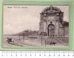 ANCONA Porta Pia _ Cartolina BN VG Rif.C0045 - Ancona