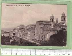 CASTELFIDARDO Panorama _ ANCONA Cartolina BN VG SF Rif.C0046 - Ancona