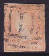 Victoria 1854 Woodblocks SG 32a Used - 1850-1912 Victoria