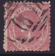 Victoria 1859 Emblems P.12 SG 87 Used - 1850-1912 Victoria