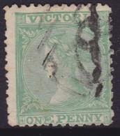 Victoria 1863 P.12 SG 108 Used - 1850-1912 Victoria