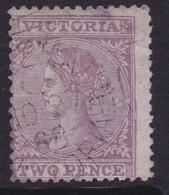 Victoria 1868 P.13 SG 132b Used - 1850-1912 Victoria