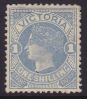 Victoria 1897 Stamp Duty No Gum - 1850-1912 Victoria