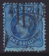 Victoria 1880 P.13 SG 180d Used - 1850-1912 Victoria