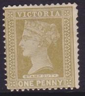 Victoria 1901 P.13 SG 358 Mint Hinged - 1850-1912 Victoria