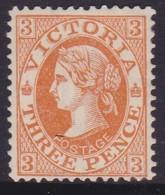 Victoria 1901 P.12x12.5 SG 389 Mint Hinged (inverted Wmk - 1850-1912 Victoria