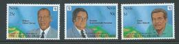 Nevis 1994 Caricom Awards Set 3 MNH - St.Kitts And Nevis ( 1983-...)