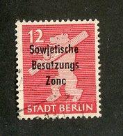 W-9295  Mi.#204w(o)  ( Cat.30. € )  Offers Welcome-over 61000 Items! - Sowjetische Zone (SBZ)