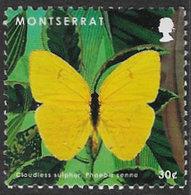 Montserrat 2012 Definitive 30c Good/fine Used [38/31703/ND] - Montserrat