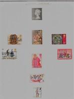 GRANDE BRETAGNE - Collection Feuille Album - Neuf Et Oblitéré - Très Propre (4 Scans) - TOP AFFAIRE. A SAISIR !! - Grande-Bretagne