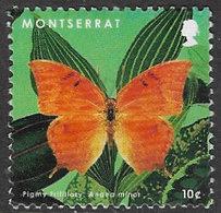 Montserrat 2012 Definitive 10c Good/fine Used [38/31704/ND] - Montserrat