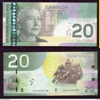 Canada, UNCL, 2009, 20$, Jenkins/Carvey, Indiens D'amérique, Amérindien, Amerindian, Sculpture - Canada