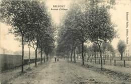 90 -  BELFORT -  AVENUE D'ALSACE - Belfort - Ciudad