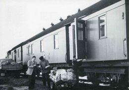 """Entier Postal De 2006 De FINLANDE Sur Carte Postale Illust. """"Transport Du Courrier Par Train"""" - Finlande"""