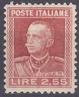 ITALIA - 1927 - Yvert 202 Nuovo MH, Di Seconda Scelta, Come Da Immagine. - 1900-44 Victor Emmanuel III