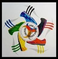 Azerbaïjan 2018 Mih. 1387 (Bl.206) Football. FIFA World Cup In Russia MNH ** - Azerbaïjan