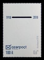 Azerbaïjan 2018 Mih. 1398 Azerbaijan Post MNH ** - Azerbaïjan