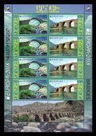 Armenia (Nagorno-Karabakh) 2018 Mih. 161/62 Europa-Cept. Bridges (M/S) MNH ** - Arménie