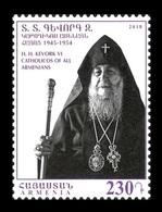 Armenia 2018 Mih. 1090 Catholicos George VI Of Armenia MNH ** - Arménie