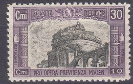 ITALIA - 1928 - Yvert 209 Nuovo MH,  Come Da Immagine. - 1900-44 Victor Emmanuel III