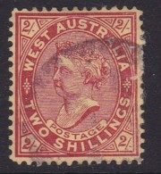 Western Australia 1902 P.12.5 SG 124 Used - 1854-1912 Western Australia