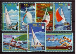 53b * GUINEA ECUATORIAL * KIEL 1972 * POSTFRISCH **!! - Sommer 1972: München