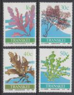 D90325 Transkei South Africa 1988 MARINE FOOD SEA WEED MNH Set   - Afrique Du Sud Afrika RSA Sudafrika - Transkei