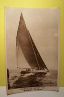 "AMERICA  CUP  CONTEST  1934   -   ""  RAINBOW ""   The  Defender - Segelboote"