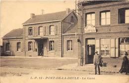 59 PONT DE LA DEULE LA GARE - Autres Communes