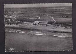 CPSM 30 - LE GRAU-DU-ROI - Vue Aérienne - Oeuvre Des Pupilles De L'Ecole Publique Colonie De Vacances Les Aigues-Marines - Le Grau-du-Roi