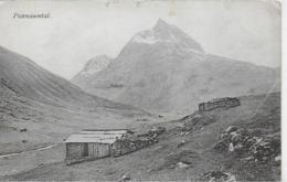 AKL 0100  Paznauntal - Viele Hüttenstempel Um 1910-20 - Ischgl