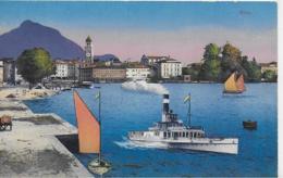 AKL 0100  Riva Del Garda - Verlag Kapper Um 1910-20 - Trento