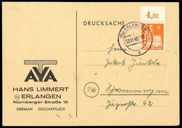 1948, Bizone, 77 Wg OR, Brief - Bizone
