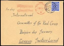 1946, Gemeinschaftsausgaben, 934, Brief - Gemeinschaftsausgaben