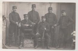 MILITARIA - 42 EME REGIMENT D ARTILLERIE, SOLDATS, FUSILS - 4EME PIECE, LES ARTISTES DU 75 CAMPAGNE DE 1914 ( A VOIR ) - 1914-18
