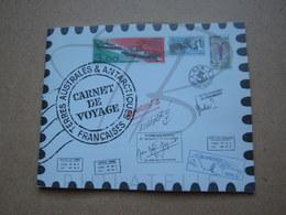 VEND BEAU CARNET DE TIMBRES DES T.A.A.F. N° C248 !!! - Booklets