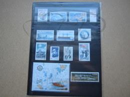 VEND BEAUX TIMBRES DES T.A.A.F. , ANNEE 2004 , FACIALE + 30 € !!! (b) - Französische Süd- Und Antarktisgebiete (TAAF)