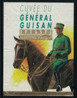Rare // Etiquette De Vin // Militaire  // Epesses, La Cuvée Du  Général Guisan - Militaire