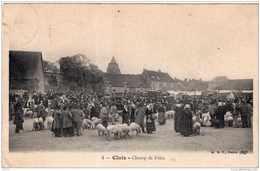 CLUIS CHAMP DE FOIRE 1906 TBE - France